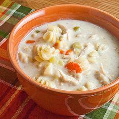 Five Soup Recipes