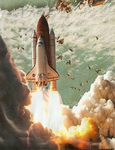 RIP space shuttle program