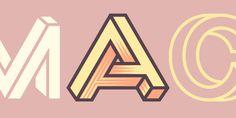 letter, font