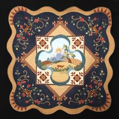 Portneuf Valley Quilters Guild Raffle Quilt