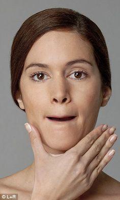 Facial exercises!