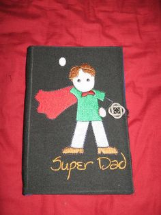 Father's Day E-Reader Covers -