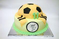 עוגת כדורגל | עוגל'ה