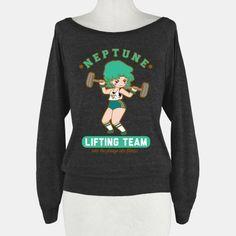 Neptune Lifting Team | HUMAN | T-Shirts, Tanks, Sweatshirts and Hoodies