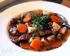 Beef Stew | Gluten-Free Goddess®