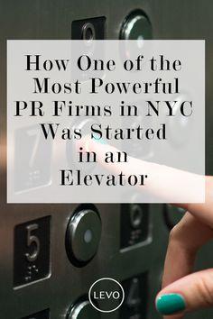 Find out how Alison Brod PR got started. #PR #career