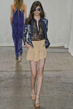 Rebecca Taylor Spring 2013 #JustFab & #FashionWeek