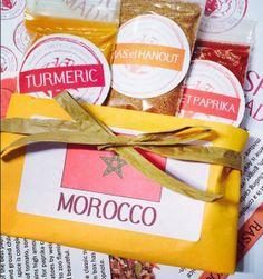 Spice Madam Morocco...