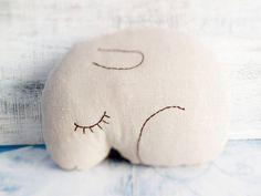 Bunny rabbit pillow | Handy Happy Teddy