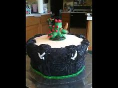 A Skylanders cake from our YouTube fan chaosnmyfam! Use the hashtag #SkylandersCake and maybe we'll repin yours!