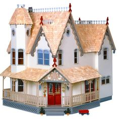 Pierce Dollhouse Kit.