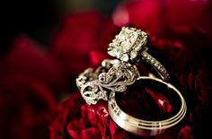 Dream wedding rings.