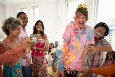 18th Birthday Party Ideas for Guys #birthday #18thbirthday #inspiration #party #details