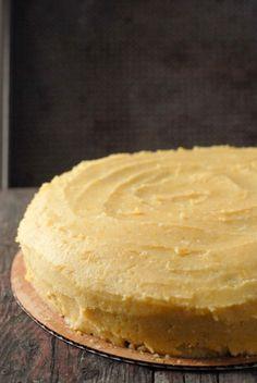 Sour Cream Butter Cake