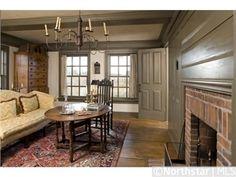 minnesota, room colors, keeping room, coldwell banker, vintage homes