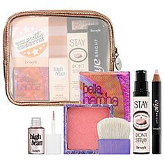 Benefit Cosmetics - The Pretty Committee  #sephora