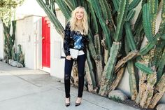 The Zoe Report Vintage:+The+Sequin+Jacket