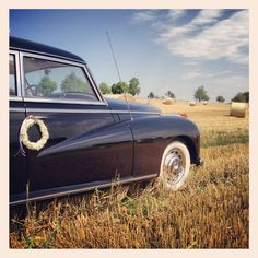 #wedding car. #mercedes adenauer