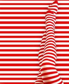 stripe legs