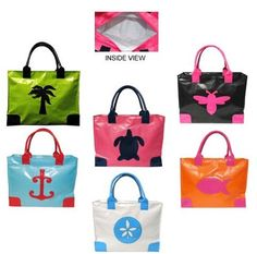 Cooler Bags! Great for the beach or pool!!