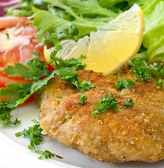 Potato Crusted Chicken Breasts   Simple Dish   Quick, Easy, & Healthy Recipes for Dinner