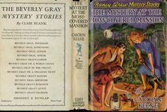 """The first Nancy Drew book I ever """"read"""" (aka my mom read to me, when I was in kindergarten)... and still my favorite!"""