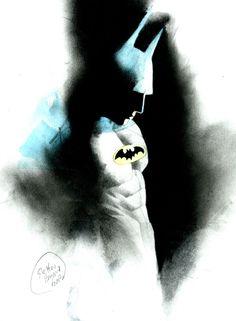 Batman by Shelton Bryant.