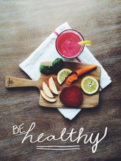 Healthy juice recipe @theinspiredroom