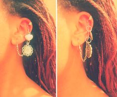 diy, earcuff, ear cuff, style, fashion, tutorial, jewerly, style, blog, personal, how to, design, earrings, nasty gal, asos, shoes, cross