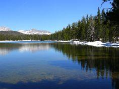 May Lake - Yosemite National Park