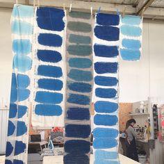 Indigo colour testing