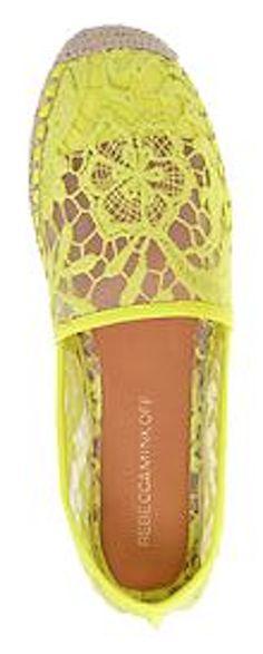 pretty lace espadrilles http://rstyle.me/~2hqYX