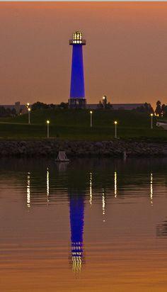 Long Beach, California, USA - #lighthouses #vuurtorens
