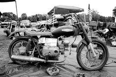 Old Harley Davdison