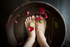 taking care of your dry cracked feet or heels. By the time summer rolls around, you will be ready to show them off.