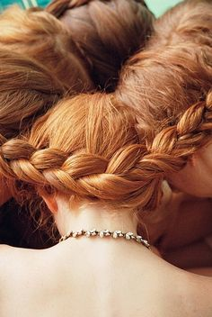 Ginger Entanglement:: quite impressive #redheads
