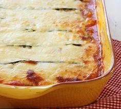 Zucchini Pasta Lasagna