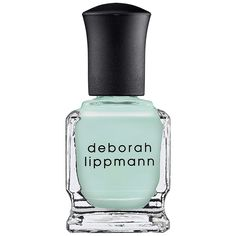 deborah lippmann, nail polish, nailpolish, mint, spring reveri, nails, summer colors, nail collect, flower