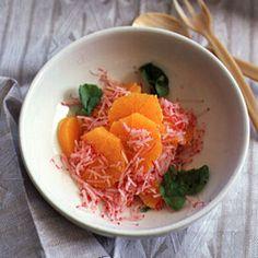 Orange and Radish Salad Recipe - Saveur.com