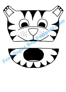 Pinterest for Tiger puppet template