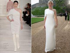 The flawless Cate Blanchett In Ralph Lauren –  The Royal Marsden Dinner