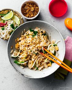 How to Make Pad Thai Sauce So Good You'll Skip the Takeout