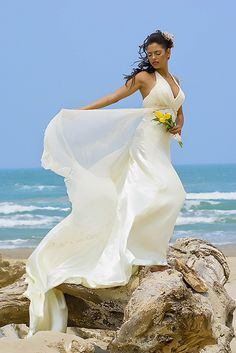 Novias Super Fashion: Vestidos de Novia para Boda en la Playa