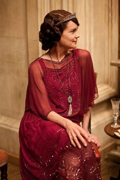 Downton Abbey: Cora