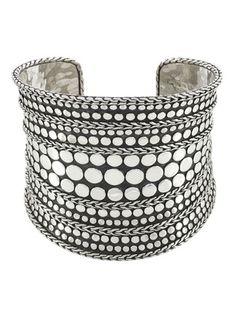 John Hardy cuff bracelet - Dot collection
