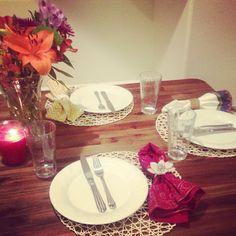"@itskatehughes photo: ""My first hosting gig! #dinner #cooking #hosting #cali #worldmarket"""