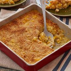 Sunny Anderson's Baked Corn Pudding