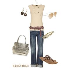 Relaxed, created by dixi3chik on Polyvore