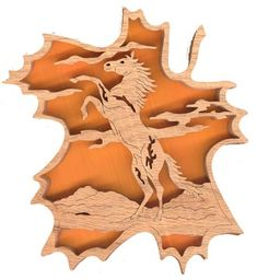 Scroll Saw Patterns To Printable | SCROLL SAW HORSE PATTERNS | Online Patterns
