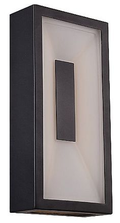 Vue Indoor/Outdoor LED Wall Sconce by Modern Forms at Lumens.com